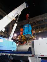 Como vencemos a restrição de altura em uma operação de movimentação de carga, finalizada em 1 dia e meio!