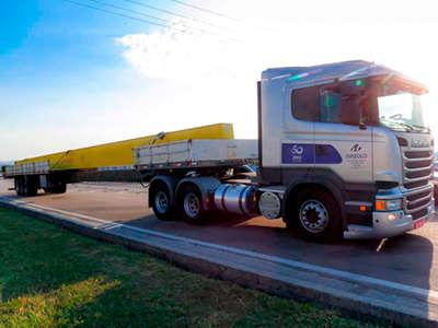 Para cada carga, existe um transporte adequado. Você sabia?