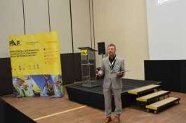 ElevAção: Cunzolo marca presença em mais um evento da IPAF