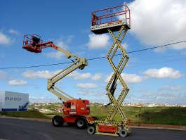 Qual a sua dificuldade para escolher uma plataforma elevatória?