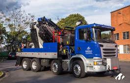 Revista M&T: matéria sobre o segmento de movimentação de carga