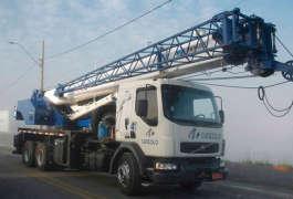 Construção e Guindastes: Tecnologia Steel Frame e TS300