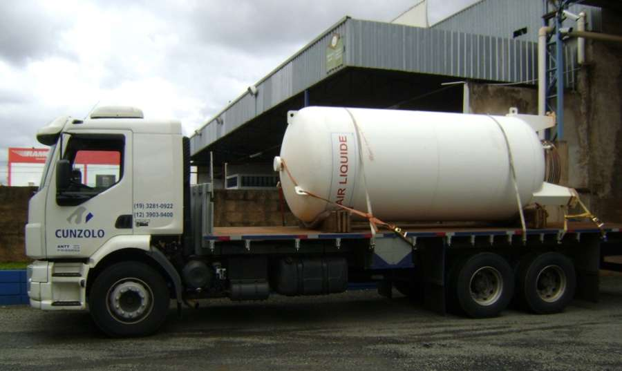 Caminhão Truck - Transporte Pesado