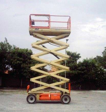 Plataforma Tipo Tesoura - Pantográfica - JLG 4069