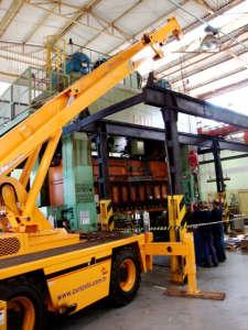 Guindaste Industrial Broderson IC-250