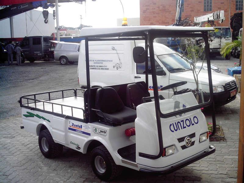 Veículo de Transporte Elétrico