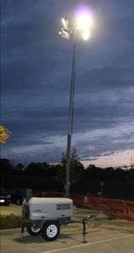 A Torre de Iluminação LTN 6L é indicada para auxiliar em diversos ambientes, como iluminação de locais de construção, eventos especiais, parques de estacionamento, trabalhos em estradas e trabalhos em pontes.