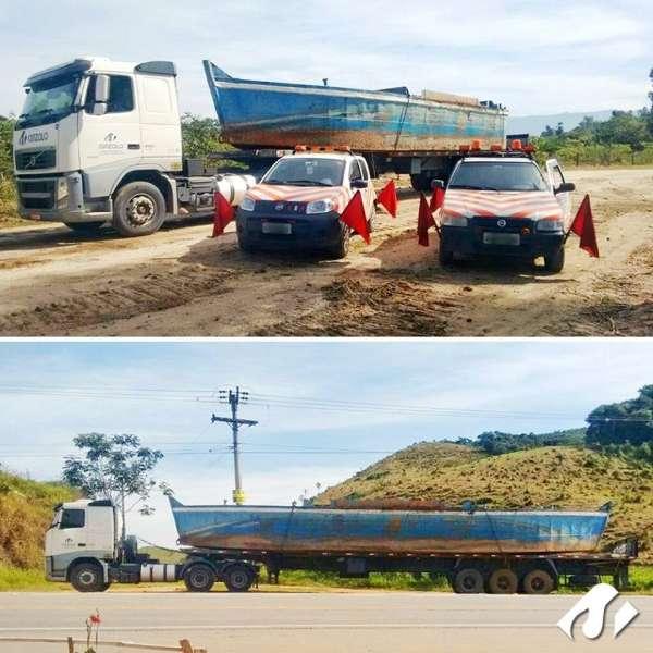 Foi realizado pela equipe da Cunzolo uma operação de transporte e içamento de vigas em Araçoiaba da Serra-SP.