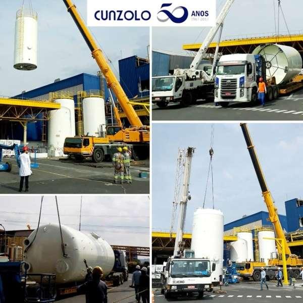 Operação de Remoção Industrial em JundiaÍ-SP