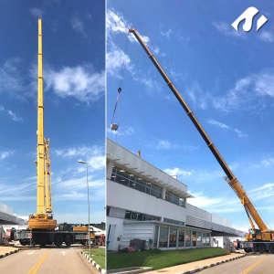 Operação de Içamento em Itatiba-SP